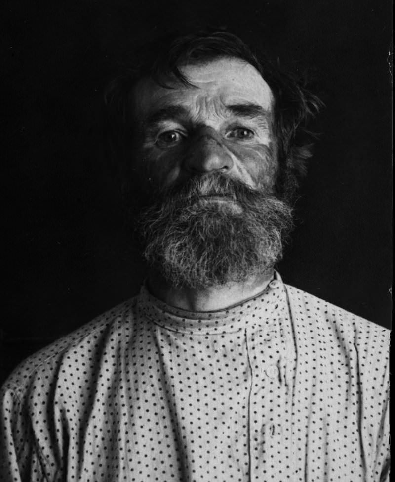 Victim of Stalin's Great Purge Vasily Semyonovich Kurenkov