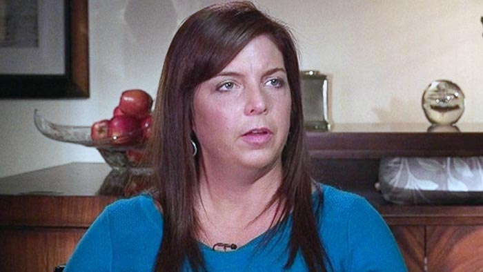 Terri Horman, the stepmother of Kyron.