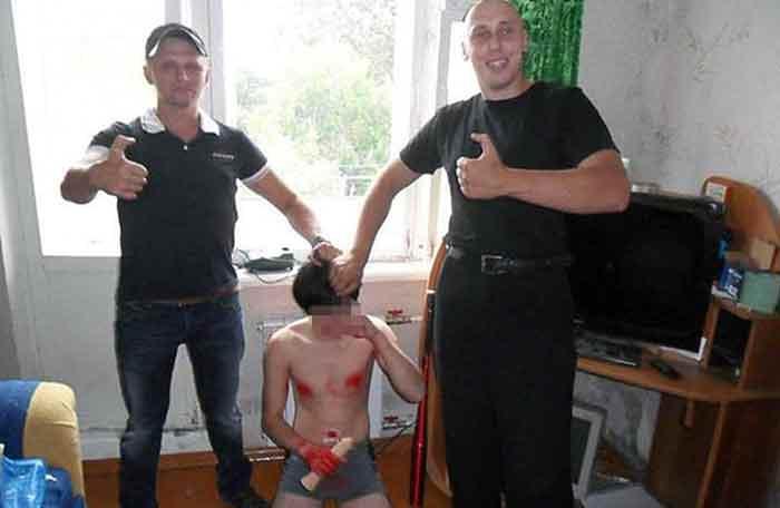 Occupy Pedophilia in Russia