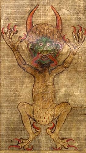 The Devils Bible