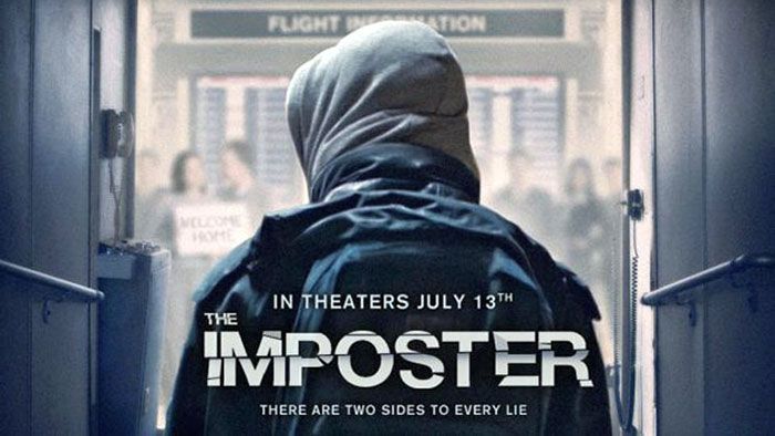 The Impostor movie poster