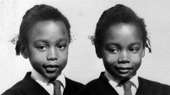 The Silent Twins, who shut themselves off from the world with their secret language and became criminals
