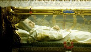 The 'Incorruptible' Preserved Saints of Catholic Church