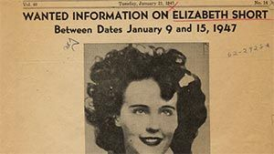 The Haunting Murder Case of Black Dahlia
