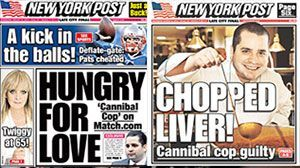 "Gilberto Valle, ""The Cannibal Cop"""