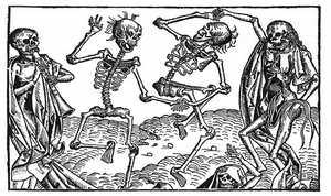 Medieval disease called Dancing Plague