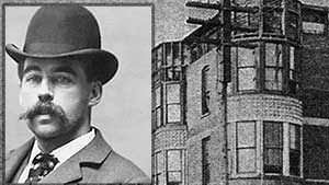 """Exploring the Dr. Henry Howard Holmes' Murder Castle: """"Born With The Devil In Me"""""""