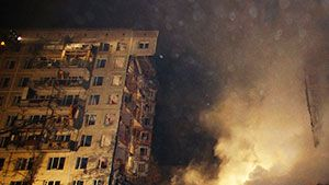 Russian Apartment Bombings of 99′