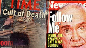 10 Haunting Killer & Suicide Cults: Driven to Manipulate, Fueled by Egomania.
