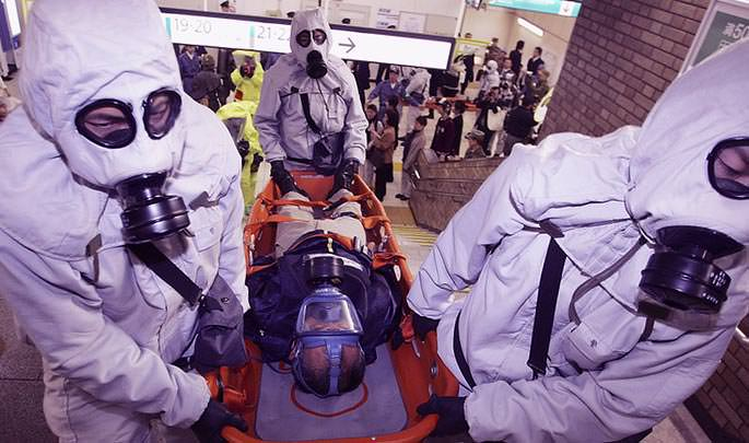Tokio Subway Sarin attacks