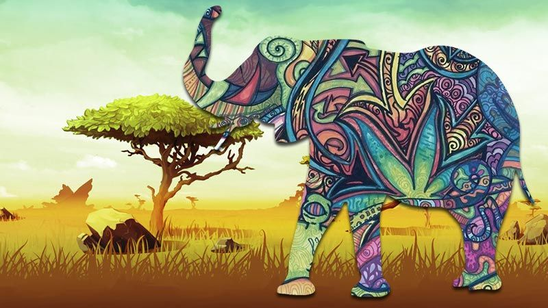 Tusko: Elephants on Acid