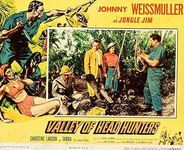 Valley of Head Hunters movie poster