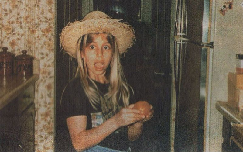 Young Karla Homolka