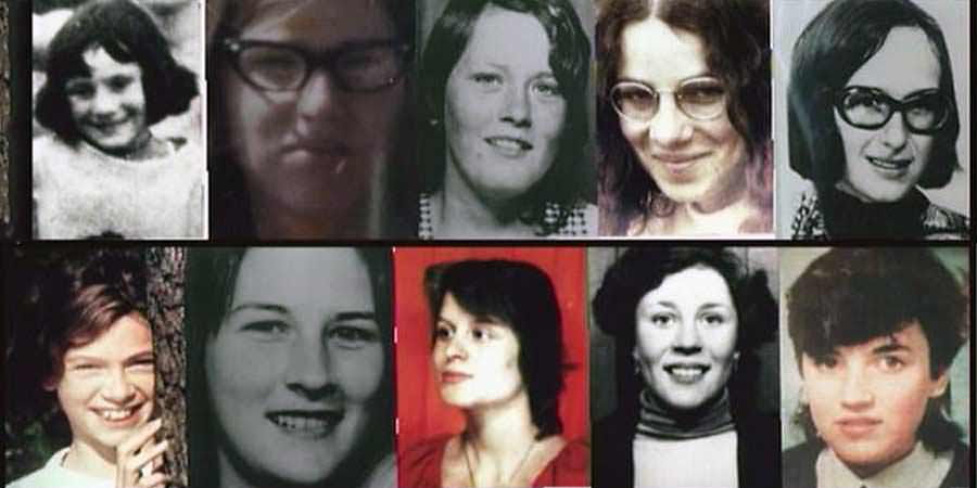 Victims of Rosemary and Fred West