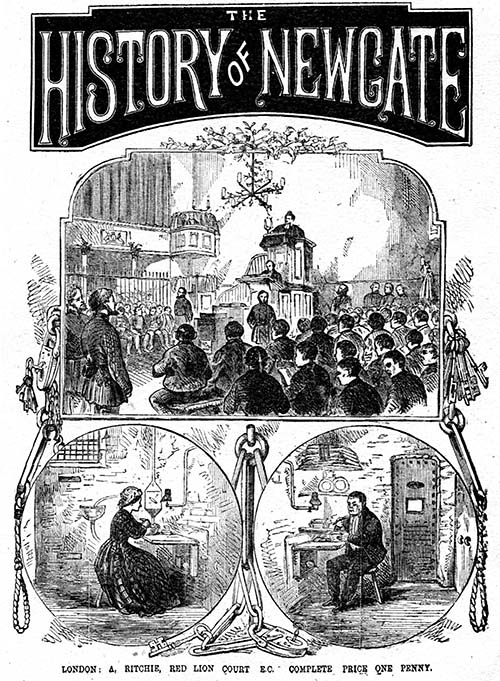 'The History of Newgate magazine