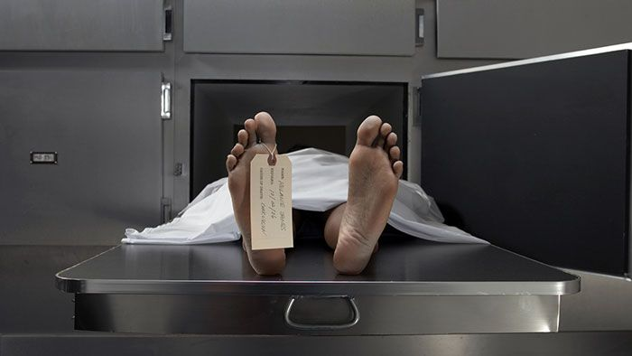 Walking Corpse Syndrome: When a person holds the delusion that they are dead
