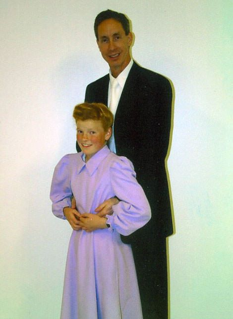 Warren Jeffs and his child bride