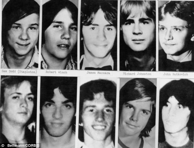 The victims of  John Wayne Gacy