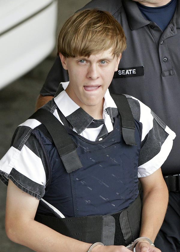 Young Dylann Storm Roof
