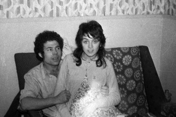 Young Fred and Rosemary West